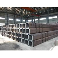 Wholesale RHS SHS Thick Wall ERW Rectangular Steel Pipe / Seamless Steel Tube for Building Structure from china suppliers