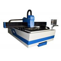 Wholesale 3 Axis Metal CNC Fiber Laser Cutting Machine High Efficient For 32mm Mild Steel from china suppliers