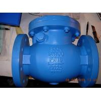 Wholesale Stainless steel ANSI 125 / 150 swing check valve ISO & PED certificate 2 years warranty from china suppliers