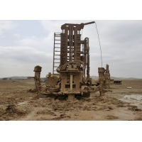 Buy cheap Truck Mounted 600m Depth 505mm Aperture Water Well Drilling Rig from wholesalers