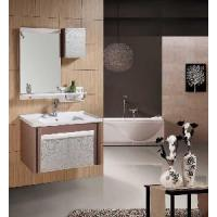 Wholesale Bathroom Cabinet / PVC Bathroom Cabinet (W-221) from china suppliers