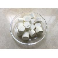 Wholesale Cas 1314-98-3 Inorganic Salts / Zinc Sulfide Tablets 99.99% D20mm For Cold Light Film from china suppliers
