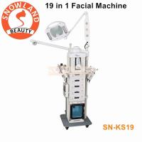 Wholesale Multifunction 19 in 1 face beauty machine water dermabrasion / diamond microdermabrasion machine face cleaning machine from china suppliers