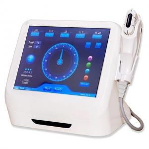 Wholesale Skin Tighten 4.5mm Cartridge Smas Hifu Ultrasound Machine from china suppliers