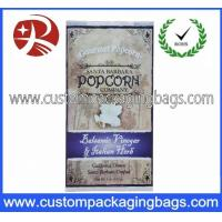 Buy cheap Creative Popcorn Plastic Food Packaging Bags With Different Size / Printing from wholesalers