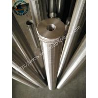 Wholesale Stainless Steel 316L Tapered Steel Tube Pipe For Industrial High Strength from china suppliers