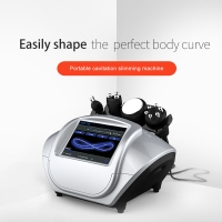 Wholesale 40KHz Ultrasonic Vacuum Cavitation Machine For Body Slimming from china suppliers