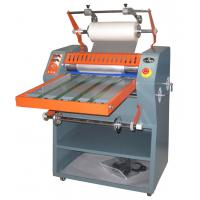 Wholesale DB-FM490Y Oil Heating PVC Card Lamination Machine 2100W Automatic Thermostat from china suppliers