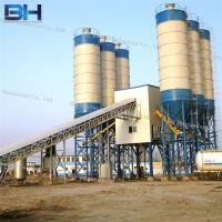 Wholesale Stationary Type Concrete Mixing Plant For Bridge Construction Sites from china suppliers