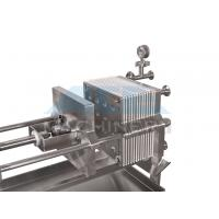 Wholesale Small Membrane Plate and Frame Filter Press from china suppliers