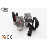 Buy cheap PC200-7 6D102 Excavator electric parts Excavator Proportional Solenoid Valve 702 from wholesalers
