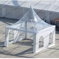 Wholesale 4m x 4m Clear Marquee Tent Aluminum Transparent Portable Temporarily Installed from china suppliers