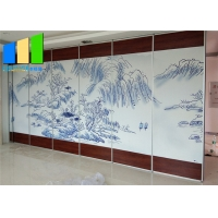 Wholesale Lightweight Office Partition Soundproof Movable Wall Panel For Church from china suppliers