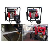 Wholesale Automatic self-priming Diesel Water Pump Set For Agricultral Irrigation from china suppliers