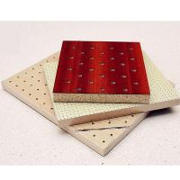 Wholesale Natural Wooden Perforated Acoustic Soundproofing Panels For Studio Room from china suppliers