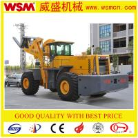 Wholesale 52 tons The biggest wheel loader in China for block handler from china suppliers