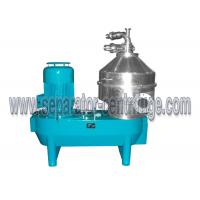 China PDSF Liquid - Liquid - Solid Separation Fish Oil Recyling Centrifuge / Disc Separator on sale
