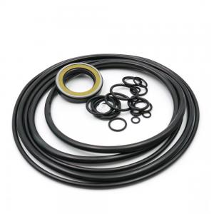 Wholesale Black White Excavator Hydraulic Oil Seal Kit For DX225 from china suppliers