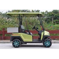 Wholesale 48V Battery Voltage And 1 Seat Electrical Golf Cart With CE Certificate from china suppliers