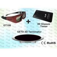 Quality Polarised 3D Eye Glasses and Emitter for Education for sale