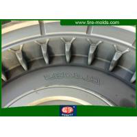 Quality OEM / ODM 2 Piece Steel Forging Mould Segmented For Solid Tyre for sale