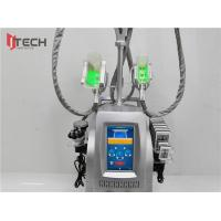 Wholesale New Design Cryolipolysis Cavitation RF Laser Multifunction Beauty Equipment for Weight Loss Body Slimming Beauty Salon from china suppliers