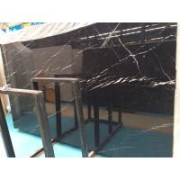 Wholesale Large Nero Marquina Marble Slab, Black and White Marble Stone Floor Tiles from china suppliers