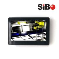 China RBG LED light Android 6.0 Tablet with POE RJ45, RS485 Web Browser For HMI SIBO Q896S on sale