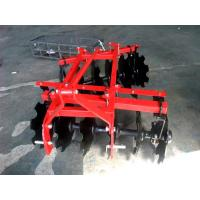 Wholesale 1BQX-1.1  12blade light duty disc harrow from china suppliers
