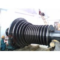 Wholesale Open Die Forging Steam Turbine Rotor Forging Alloy Steel For Power Generator from china suppliers