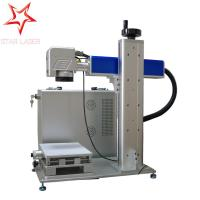 Wholesale 100 W Silver Industrial Laser Marking Machine Strong Function Cutting Machine from china suppliers