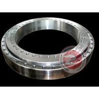 Wholesale Custom Carbon Steel Ring Rolling Forging / Forged Slew Bearing , Height 1500mm from china suppliers