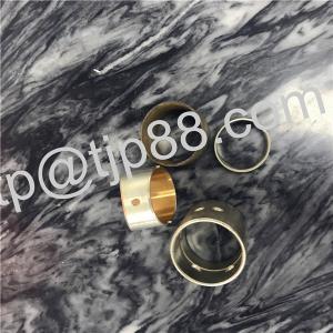 China Custonmized Bronze Connecting Rod Bushing Max OD 200mm High Performance on sale