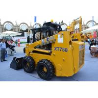 Wholesale ISO CCC Compact Wheel Loader XT750 Skid Steer Loader, Bucket 0.55m3 , Load Weight 870kg from china suppliers