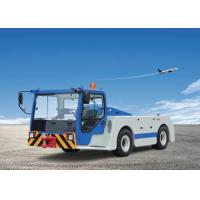 Quality Airplane Handling Electric Tow Tractor 250 Ton Energy Saving Humanism Design for sale
