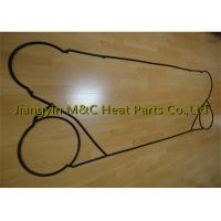 China TL35 Alfa Laval Gaskets Black EPDM Plate Heat Exchanger Gasket Replacement on sale