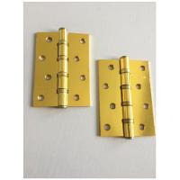 Accessories Ball Bearing Door Hinges Easy Assembly With Screws Inner Box