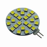 Wholesale Super Bright G4 Led Light Aluminum DC12V SMD5050 185 Lumen from china suppliers