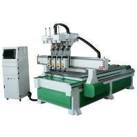 Solid And Rigidity Woodworking CNC Router Machine With DSP Controlling System