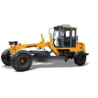 China 3 Section Driving Axle Heavy Equipment Grader ,  Hydraulically Controlled Road Grader Rental on sale