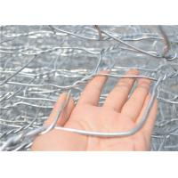 Wholesale Zinc Coated Gabion Box Double Twisted Hexagonal Gabion Wire Mesh from china suppliers