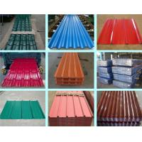 Color Chromadek And Galvanised Ibr Roof Panel Roll Forming