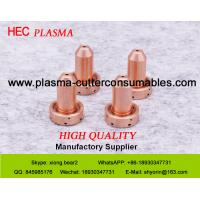 China CutMaster A120/A80/A60 Pasma Nozzle 9-8207/9-8209/9-8210/9-8211/9-8212/9-8231thermal Dynamics Plasma Consumables on sale