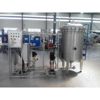 Wholesale SUS 304 Packing Production Line Candle Type Diatomite Filter Machine For Craft Beer from china suppliers