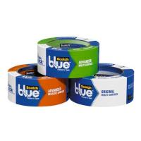Wholesale Masking Use and Heat-Resistant Feature colorful blue painters tape from china suppliers