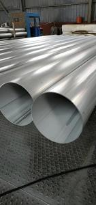 Wholesale DUPLEX WELDED 2507 Stainless Steel Welded Pipe, FULL FINISHED AND BRIGHT ANNEALED, SMOOTH ENDS, FREE OF BURRS from china suppliers