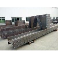 Wholesale Pre - Fabricated Warehouse Steel Frame With Steel Floor Decks Power Produce House from china suppliers