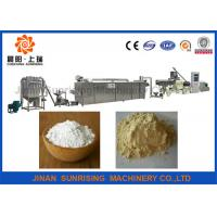Wholesale Automatic Oil Drilling Corn Starch Making Machine , Starch Processing Plant Stainless Steel from china suppliers