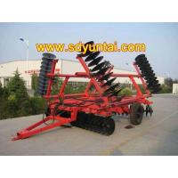 Quality Hydraulic Pressure Contraposition Folding Light Harrow for sale