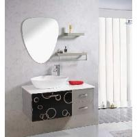 Wholesale Bathroom Cabinet / Stainless Steel Bathroom Cabinet (YX-8010A) from china suppliers